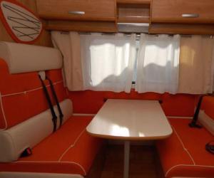 Campingcar Lanzarote, Kempingek  Arrieta - big - 4