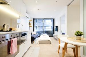 Mono Apartments on Franklin Street - Melbourne CBD, Victoria, Australia