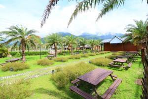 Ruisui Palm Lakes B&B, Bed & Breakfasts  Ruisui - big - 28