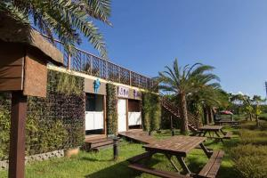 Ruisui Palm Lakes B&B, Bed & Breakfasts  Ruisui - big - 29