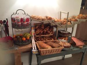 Buffet B&B Pelender