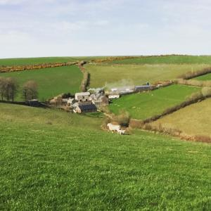 Coombe Farm, Bed and breakfasts  Lynton - big - 6