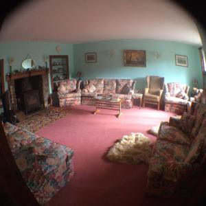 Coombe Farm, Bed and breakfasts  Lynton - big - 7