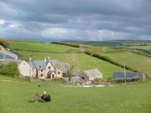 Coombe Farm, Bed and breakfasts  Lynton - big - 8