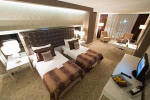 Отель Qafqaz Baku City and Residences - фото 9