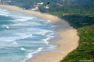 Entre a Lagoa e o Mar, Apartmány  Florianópolis - big - 21