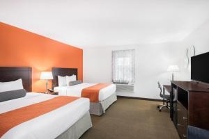 Howard Johnson Quincy, Hotel  Quincy - big - 12