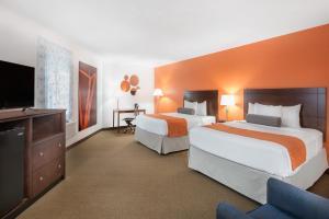 Howard Johnson Quincy, Hotel  Quincy - big - 11