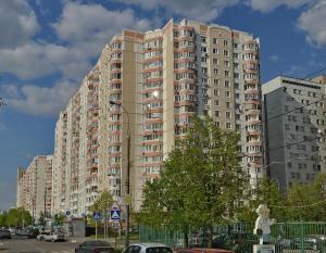 Apartment on Akademika Anokhina 7