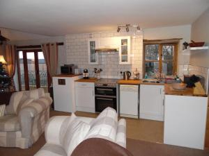 Primrose Cottage, Prázdninové domy  North Petherwin - big - 5