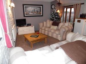 Primrose Cottage, Prázdninové domy  North Petherwin - big - 6