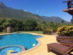 Magnificent Mountain View Retreat, Nyaralók  Csiangdau - big - 38