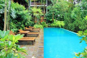 ZEN Villa near UNPAR, Penziony  Bandung - big - 20