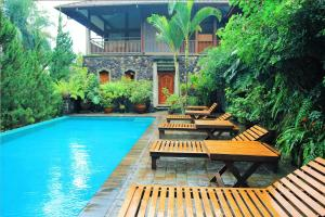 ZEN Villa near UNPAR, Penziony  Bandung - big - 21