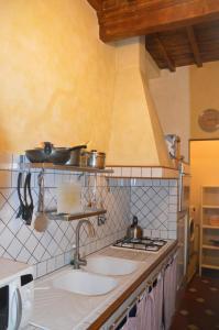 Appartamento San Giovanni, Penziony  Florencie - big - 92