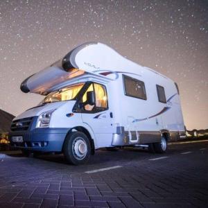 Campingcar Lanzarote, Kempingek  Arrieta - big - 1