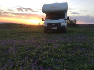 Campingcar Lanzarote, Kempingek  Arrieta - big - 22