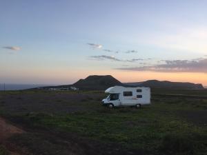 Campingcar Lanzarote, Kempingek  Arrieta - big - 15