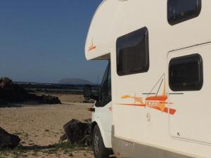 Campingcar Lanzarote, Campsites  Arrieta - big - 21