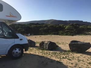 Campingcar Lanzarote, Kempingek  Arrieta - big - 17