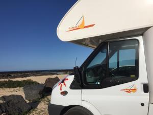 Campingcar Lanzarote, Campsites  Arrieta - big - 20