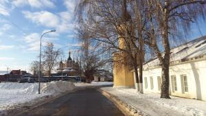 Apartment on Kazakova 3
