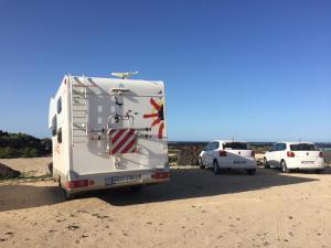 Campingcar Lanzarote, Kempingek  Arrieta - big - 8