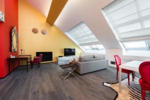 EMPIRENT Grand Central Apartments, Apartmanok  Prága - big - 145