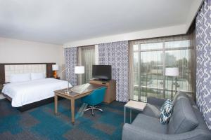 Hampton Inn & Suites LAX El Segundo, Отели  Эль-Сегундо - big - 13