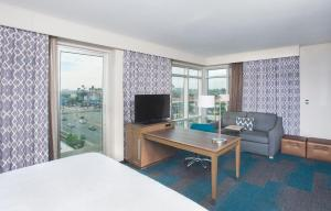 Hampton Inn & Suites LAX El Segundo, Отели  Эль-Сегундо - big - 14