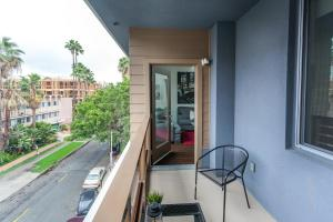 Popular Hollywood Walk of Fame Penthouse, Apartmanok  Los Angeles - big - 12