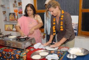 Pushkar Cooking Art & Home Stay