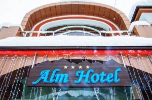 obrázek - Alm Hotel
