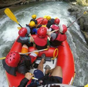 Reserva Cañon del Tigrillo - Rio Claro