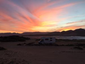 Campingcar Lanzarote, Kempingek  Arrieta - big - 7