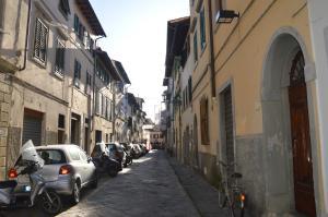 Appartamento San Giovanni, Penziony  Florencie - big - 129