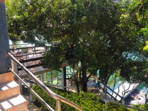Caixa D'aço Residence, Ferienhäuser  Porto Belo - big - 59