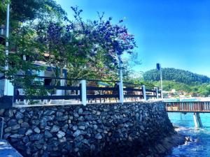Caixa D'aço Residence, Ferienhäuser  Porto Belo - big - 60