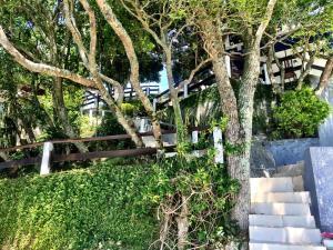 Caixa D'aço Residence, Ferienhäuser  Porto Belo - big - 61