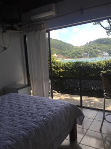 Caixa D'aço Residence, Ferienhäuser  Porto Belo - big - 72