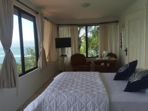 Caixa D'aço Residence, Ferienhäuser  Porto Belo - big - 81