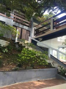 Caixa D'aço Residence, Nyaralók  Porto Belo - big - 88