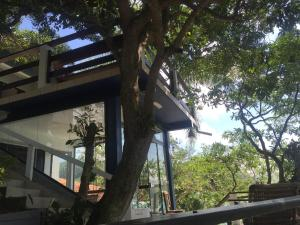 Caixa D'aço Residence, Nyaralók  Porto Belo - big - 89