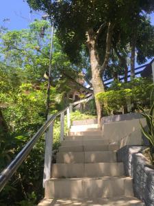 Caixa D'aço Residence, Ferienhäuser  Porto Belo - big - 91