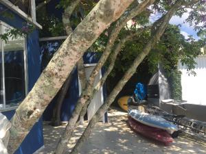 Caixa D'aço Residence, Ferienhäuser  Porto Belo - big - 92