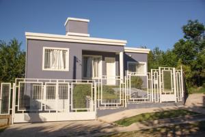 Casa en Balneario Sol y Rio, Prázdninové domy  Villa Carlos Paz - big - 38