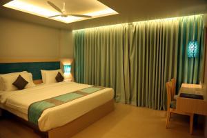 KVM Hotels, Hotely  Tiruchchirāppalli - big - 18