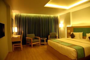 KVM Hotels, Hotels  Tiruchchirāppalli - big - 19