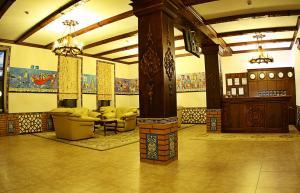 Отель Платан, Отели  Самарканд - big - 32