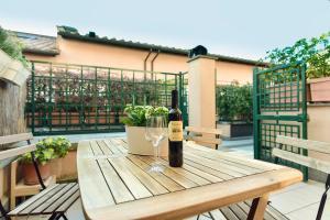 Loft Garden San Lorenzo, Ferienhäuser  Rom - big - 25